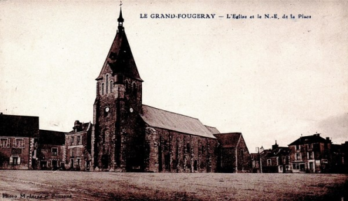 Eglise de Grand-Fougeray
