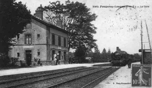 Gare Fougeray-Langon